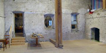 La Grange offre un espace polyvalant à l'artiste