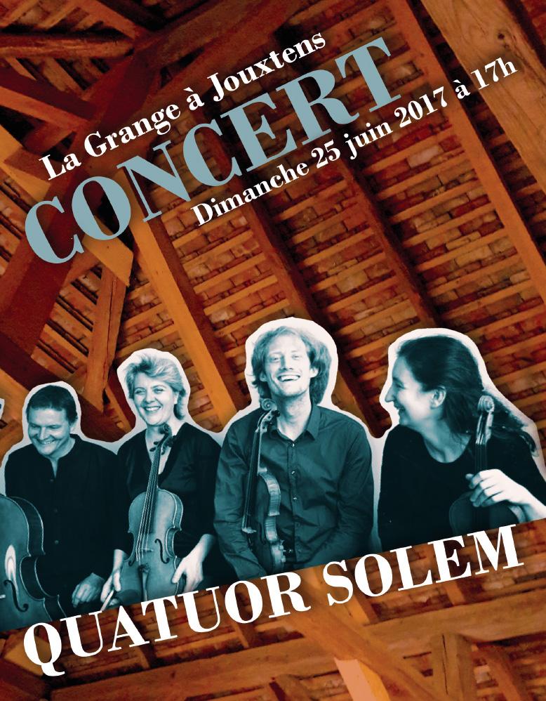 Quatuor Solem